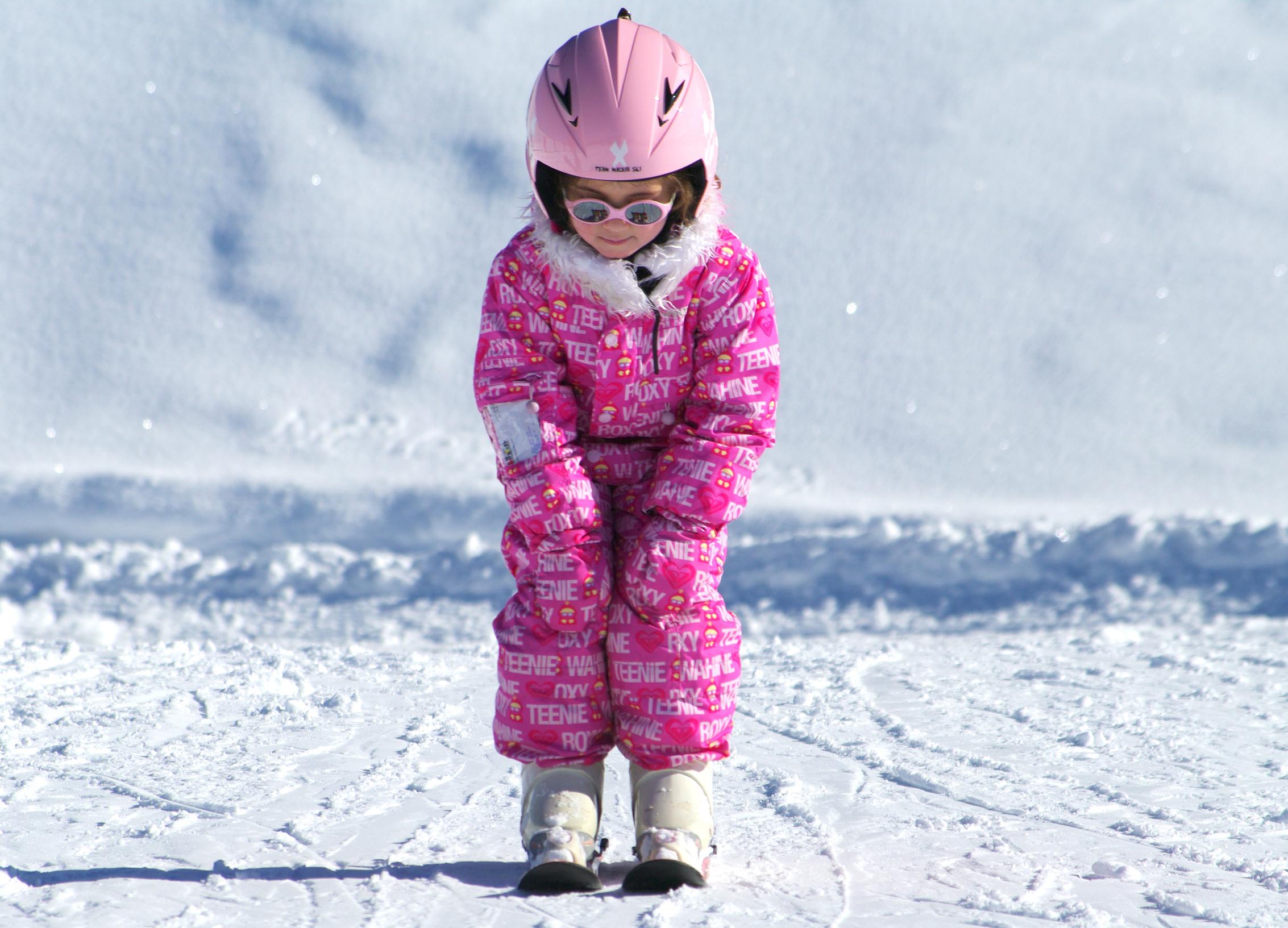 Edad para empezar a esquiar en Baqueira Beret