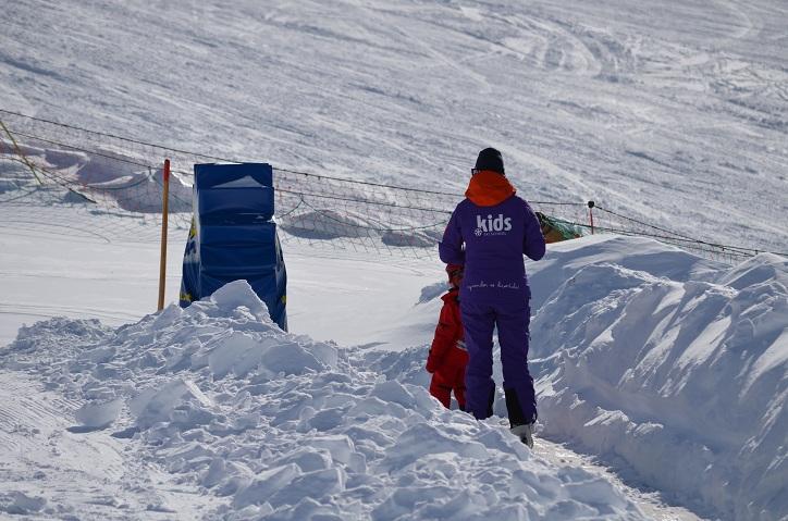 Aprender a esquiar en Baqueira Beret