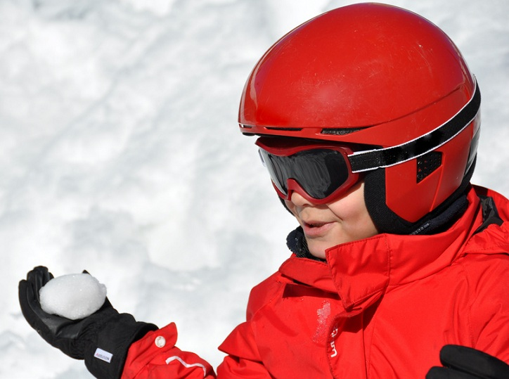 Equipación esquí niños Baqueira
