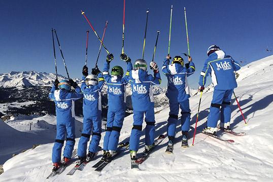 Club de esquí en Baqueira Beret