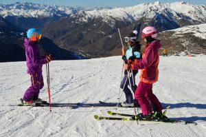clases esqui Baqueira adultos