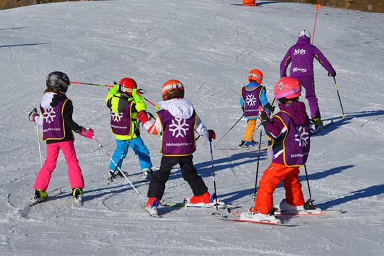 clases esqui baqueira beret