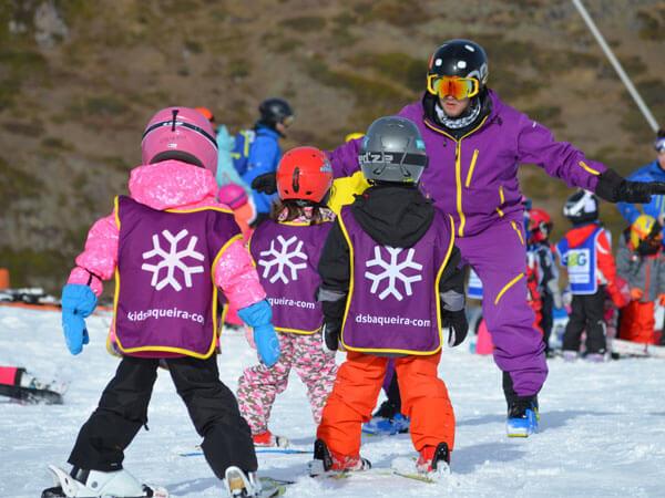 clases esquí