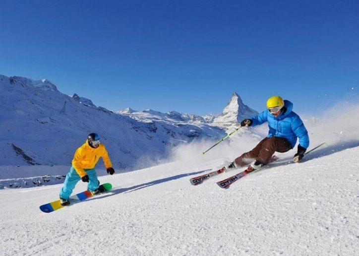 esqui-snow
