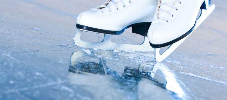 patinaje hielo vielha